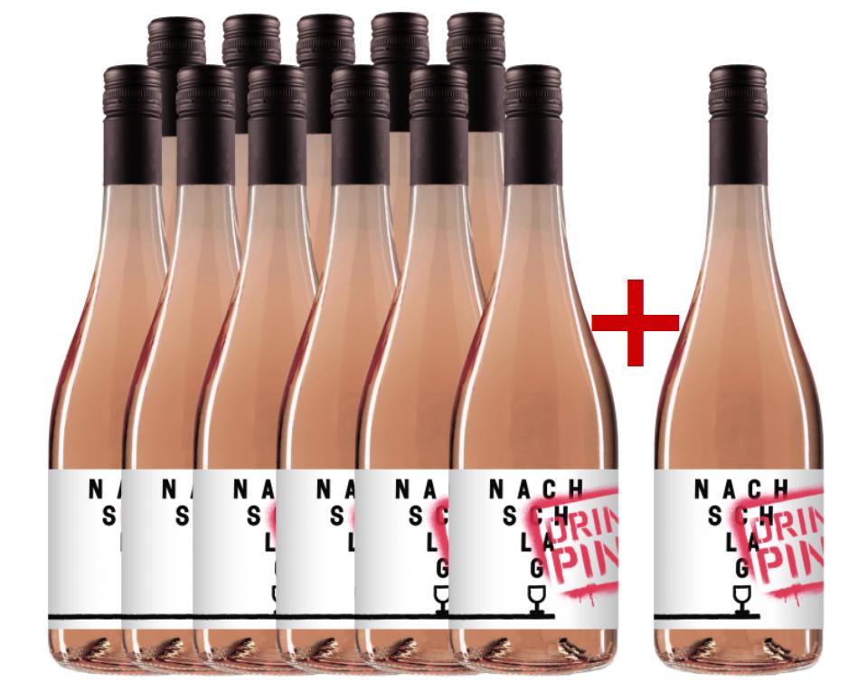 2019 Nachschlag Drink Pink Deutscher Wein im Vorteilspaket