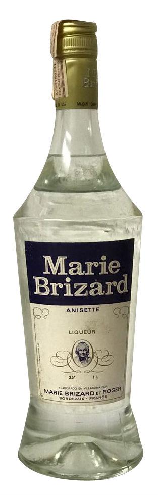 Marie Brizard Anisette Liqueur - 1960er