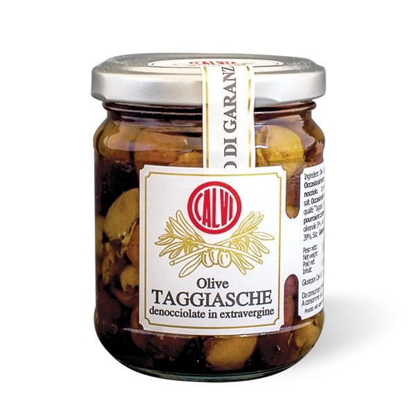 Calvi Olive Taggiasche ohne Stein 180 g