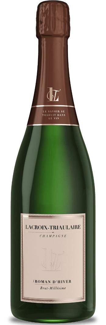 2005 Champagner Roman D´Hiver non dosé Millésime Lacroix-Triaulaire