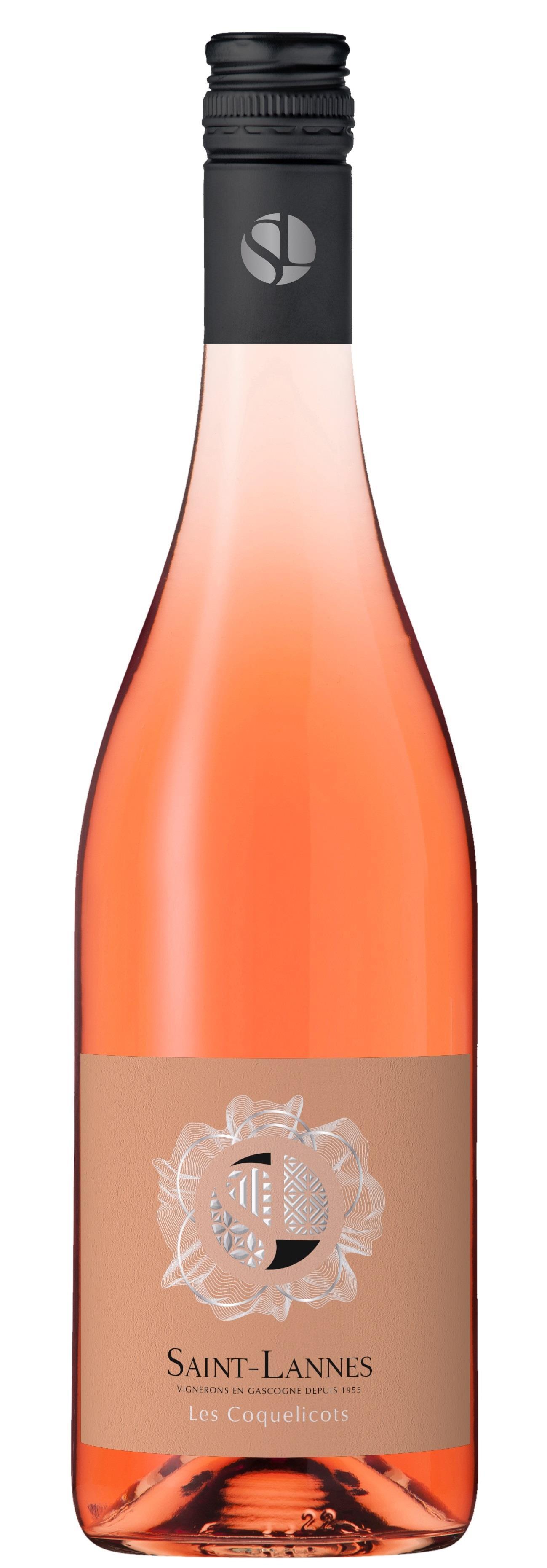 """2020 Côtes de Gascogne Rosé """"Les Coquelicots"""" IGP"""