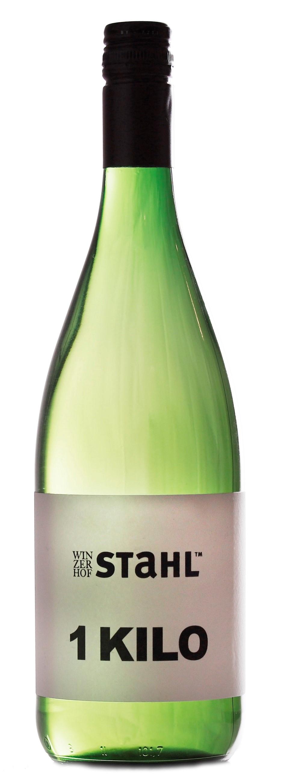 2020 Ein Kilo Stahl - Silvaner Qualitätswein