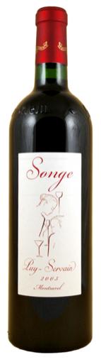 2016 Songe de Puy Servain AOC