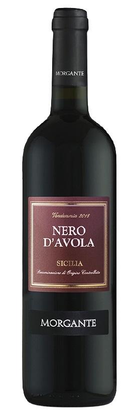 2018 Morgante Nero d'Avola