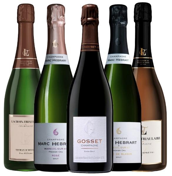"Probierpaket ""Champagner Box"""