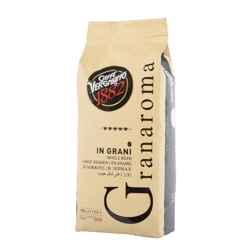 Espresso Vergnano Caffè Gran Aroma 1 kg ganze Bohnen