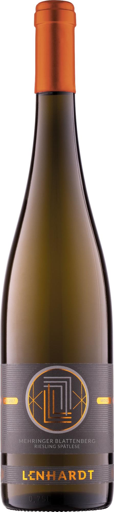 2019 Riesling Spätlese Mehringer Blattenberg Qualitätswein