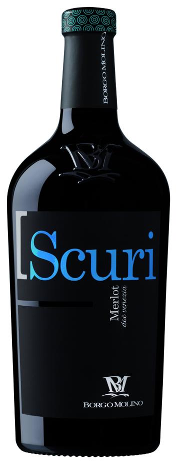 2019 Borgo Molino I Scuri Merlot