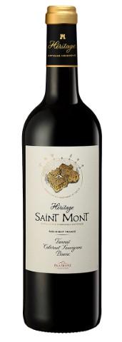 2016 Héritage Saint Mont rouge AOP