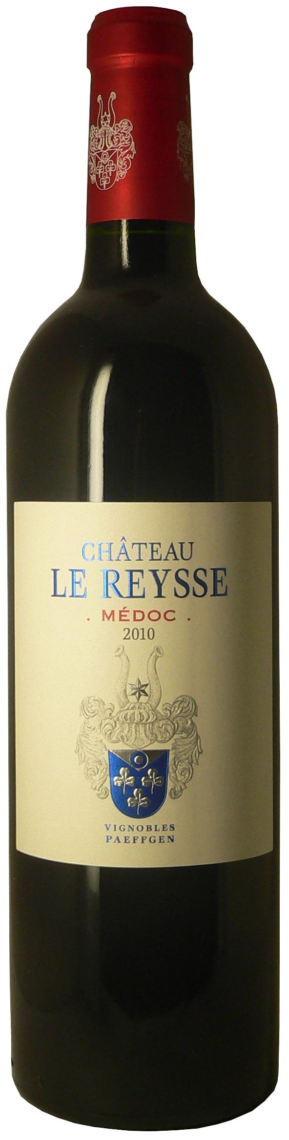 2012 Château Le Reysse AOC Medoc Magnum