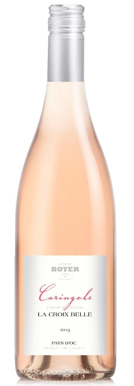 2020 Caringole Rosé IGP