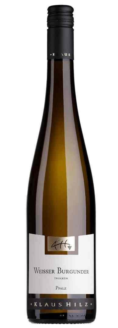 2019 Weisser Burgunder trocken Qualitätswein