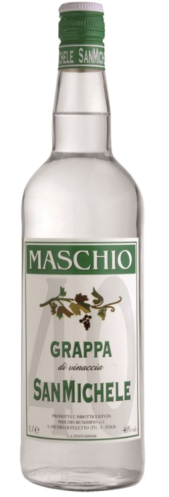 Grappa di Vinaccia San Michele 1,0l