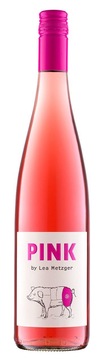2020 Pink feinherb by Lea Metzger