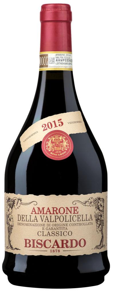 2015 Biscardo Amarone della Valpolicella Classico DOCG