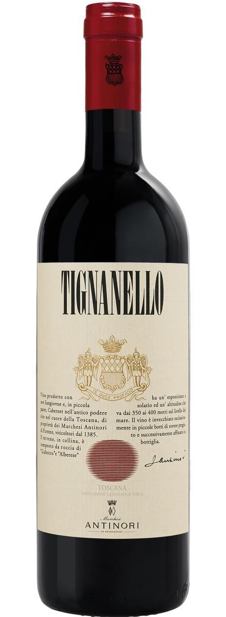 2017 Tignanello Toscana IGT