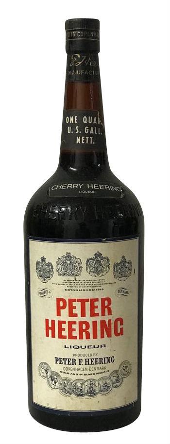 Peter Heering Cherry Liqueur - 1960er