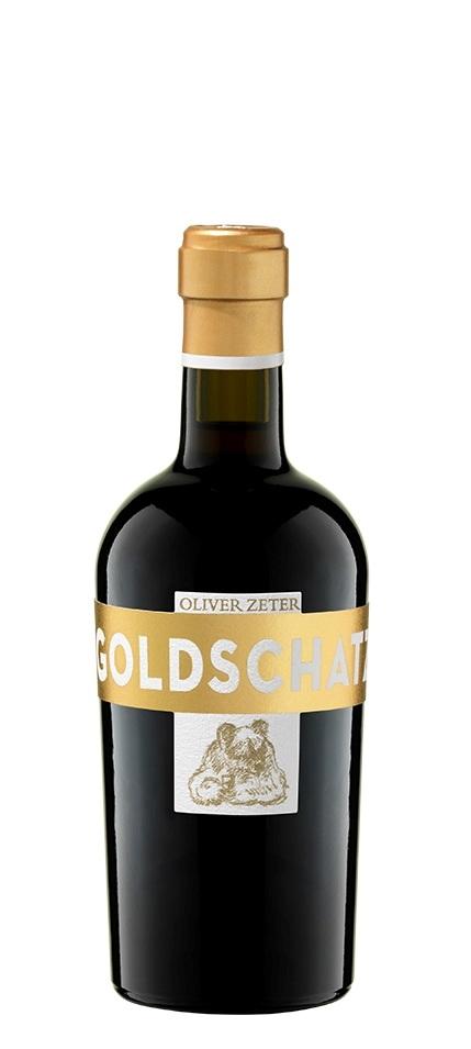 "Cuvée ""Goldschatz "" edelsüß Prädikatswein"