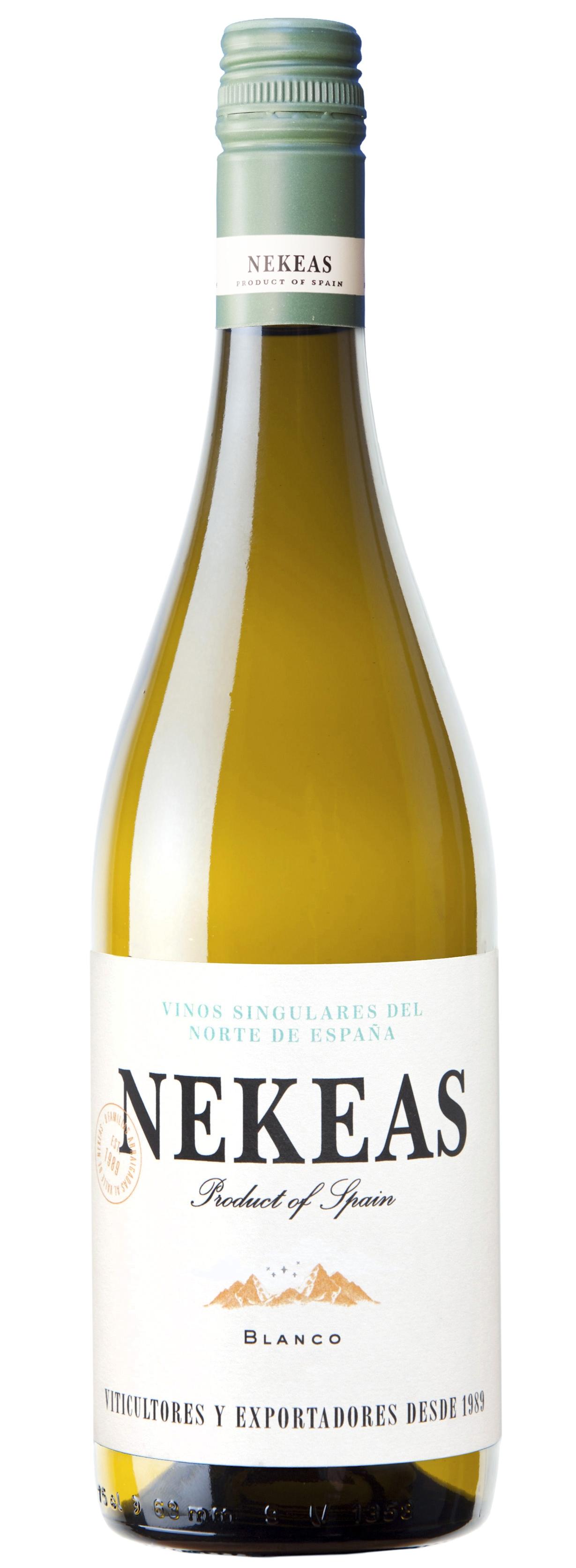2018 Nekeas Blanco Chardonnay Viura DO