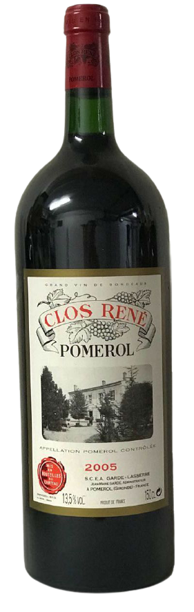 2005 Clos Rene Pomerol MAGNUM