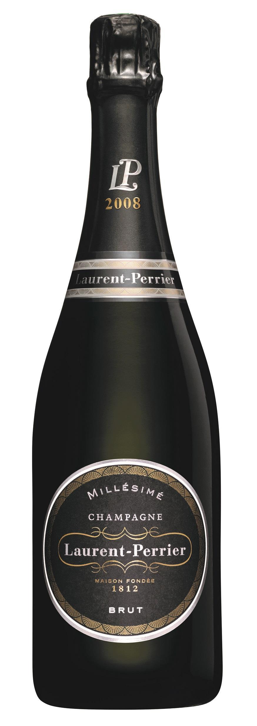 Laurent-Perrier Brut Millésimé Champagne 2008