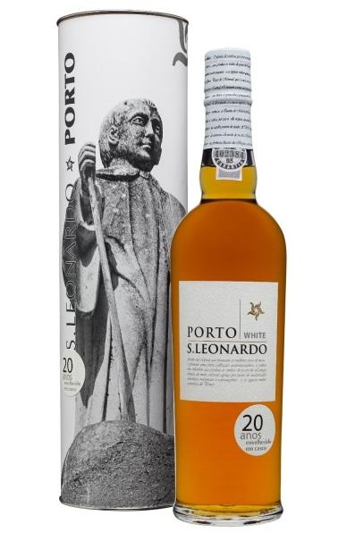 S. Leonardo - 20 Years White Port - DOC Douro
