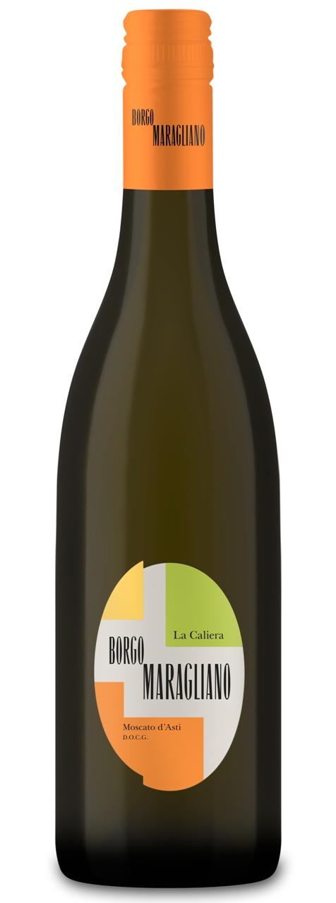 2020 Moscato d'Asti La Caliera DOCG