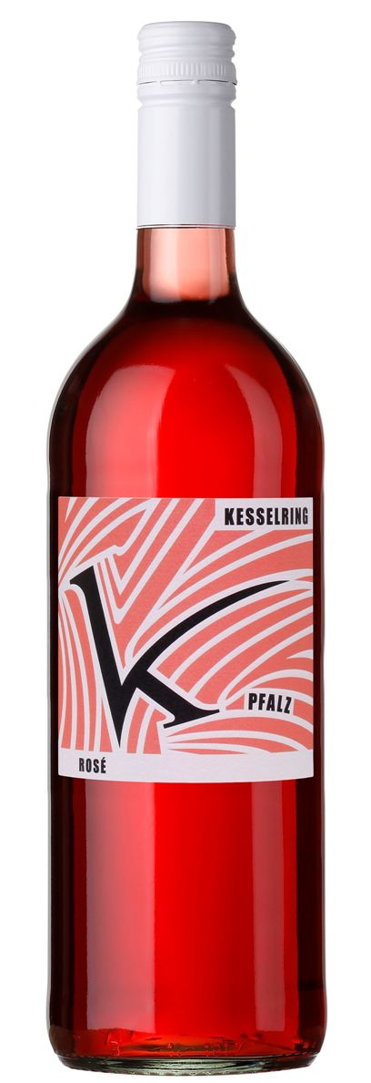 2020 Rosé feinherb 1,0l Qualitätswein